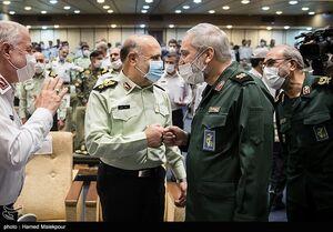 عکس/ تودیع و معارفه رئیس پلیس راهور تهران بزرگ