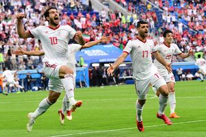 فیلم/ به مناسبت سالروز بازی درخشان ایران برابر مراکش