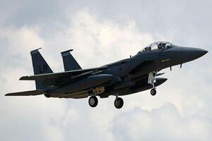 نیروی هوایی آمریکا مرگِ خلبان جنگنده اف-۱۵ را تأیید کرد