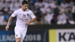 پیام خداحافظی گابی با تیم قطری