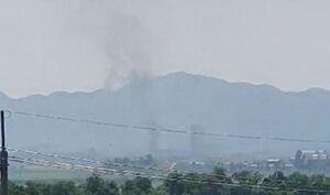 اولین تصاویر از محل انفجار دفتر ارتباطات مرزی دو کره