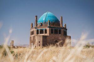 عکس/ دیدنیهای معماری ایران