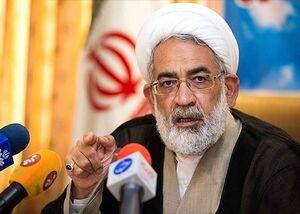 منتظری: منصوری به عنوان یک متهم باید در دادگاه از خود دفاع کند