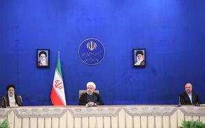 عکس/ جلسه شورای انقلاب فرهنگی باحضور سران سه قوه