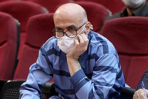 چهارمین جلسه رسیدگی به اتهامات اکبر طبری - کراپشده