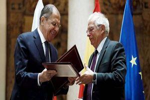لاوروف و بورل با الحاق کرانهباختری مخالفت کردند