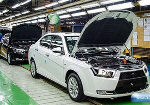 فیلم/افزایش ۱۸ درصدی تولید خودرو در دو ماه