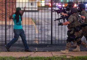 خفه کردن یک سیاهپوست دیگر توسط پلیس +فیلم