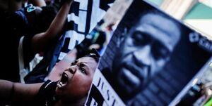 اقدام نمادین بازیکنان لیگ برتر علیه نژاد پرستی +عکس