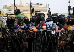 حماس: انگشتان ما روی ماشه است/ عادیسازی روابط با اشغالگران خیانت به فلسطین است