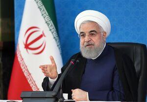 روحانی: در مراکز استانها به کنترل کرونا رسیدهایم/ ضرورت استفاده از ماسک در اماکن سرپوشیده