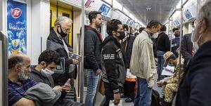 نژاد بهرام: امکان رعایت فاصله گذاری در مترو نیست