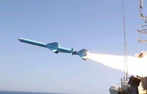 فیلم/ بازتاب آزمایش موشک کروز ایرانی در رسانهها