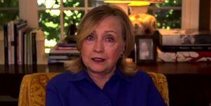 هیلاری کلینتون: مطمئنم بایدن میتواند ترامپ را شکست دهد