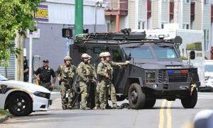 نظامی سازی پلیس آمریکا؛ سرکوب معترضان چگونه کلید خورد؟