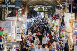 عکس/ جولان کرونا در شلوغی بازار