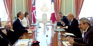 دیدار وزرای خارجه فرانسه، انگلیس و آلمان درباره برجام