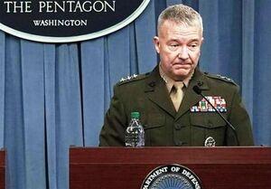 فرمانده سنتکام: ایران مشکل اصلی آمریکا در منطقه است
