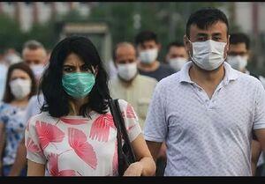 جریمه نقدی برای عدم استفاده از ماسک در ترکیه