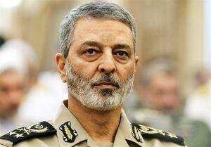 فرمانده ارتش: دشمنان بدانند به نام هر شهید دهها موشک در راه است