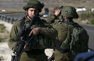 ناپدید شدن یک نظامی صهیونیست در جنوب فلسطین اشغالی