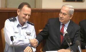 منشی نتانیاهو