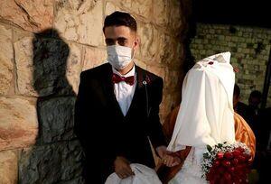 عروسیهای زیرزمینی در شرایط قرمز کرونایی
