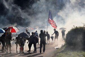 فیلم/ مجری فاکس نیوز: یک انقلاب در جریان است