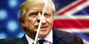 عدم مخالفت جانسون با خروج ترامپ از برجام