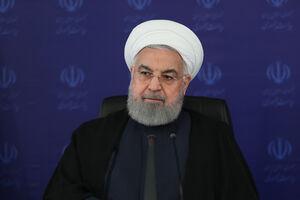 فیلم/ روحانی: قدرت ما به نفع دوستانمان است
