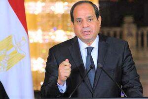 خط و نشان رئیس جمهور مصر برای لیبی و ترکیه