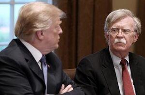 بولتون: ترامپ هنوز هم مشتاق مذاکره با ایران است