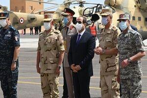 واکنش دولت وفاق ملی لیبی به تهدیدهای مصر
