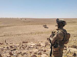 پشت پرده ناامنیها در بزرگترین استان عراق چیست؟ / جولان هزاران داعشی در مرزهای مشترک با سوریه و اردن با کمک مستقیم آمریکا + نقشه میدانی
