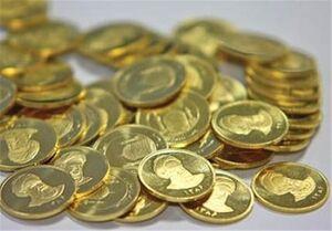 قیمت سکه یک ماهه ۱۰ درصد زیاد شد