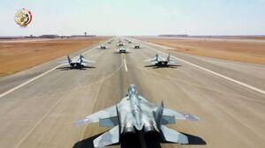 آماده باش رییسجمهور مصر به ارتش این کشور برای ورود به خاک لیبی/ هشدار جدی السیسی به ترکیه +تصاویر