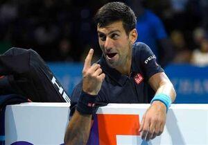 پیشنهاد مرد شماره یک تنیس جهان به پادشاه بسکتبال