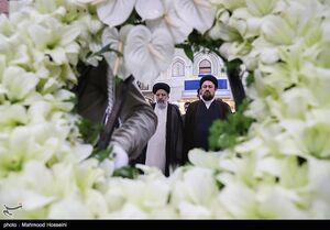 تجدید میثاق رئیس قوه قضائیه با آرمان های امام خمینی(ره)