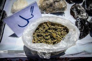 دستگیری مواد فروشان پایتخت