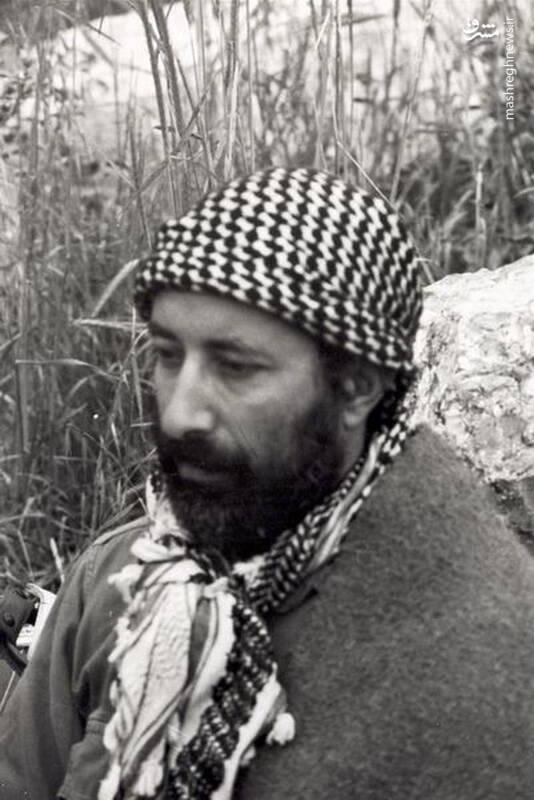 شهید دکتر مصطفی چمران-لبنان