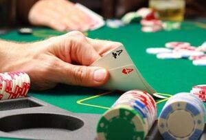 دلالهای میز قمار