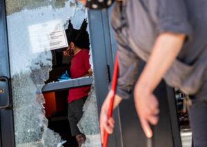عکس/ تیراندازی مرگبار در مینیاپولیس آمریکا
