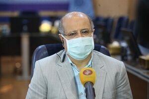 روند افزایشی کووید-۱۹ در تهران با شیبی ملایم