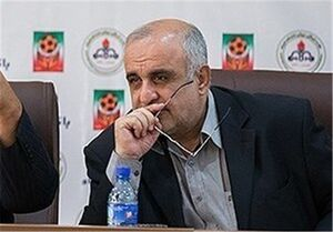 آشتیکنان دادرس و صالحی در فدراسیون فوتبال