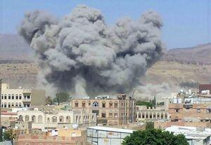 حملات گسترده ائتلاف متجاوز به «مأرب» یمن