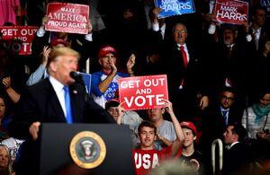 ترامپ نتیجه انتخابات در نوادا را نیز به چالش کشید