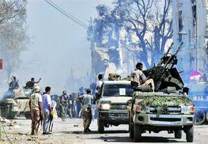 رصد تحرکات داعش در جنوب لیبی