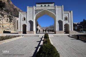 گذری در دروازه قرآن شیراز