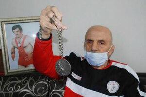 نایب قهرمان کشتی المپیک درگذشت +عکس