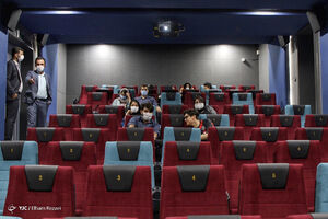 عکس/ ریزش تماشاگران در سینماهای کشور
